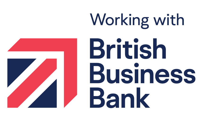 British Business Bank logo